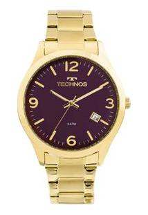 Relógio Technos Dress 2315Acd/4N Dourado 2315Acd/4N