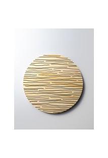 Amaro Feminino Design Up Living Descanso De Panela Marfim 12X20X20, Linhas