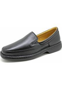 Sapato Centuria Conforto Especial Preto