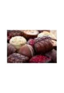 Painel Adesivo De Parede - Chocolate - 386Pn-M
