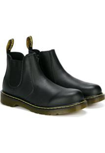 Dr. Martens Kids Ankle Boot - Preto