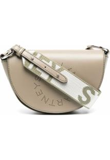 Stella Mccartney Mini Marlee Shoulder Bag - Neutro