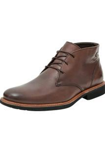 Bota Corazzi Leather Deluxe Couro Special Madeira