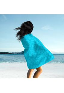 Toalha De Praia / Banho Elements Blue