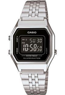 5acf2070f43 Relógio Digital Dia A Dia Vintage feminino