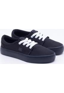 Tênis Dc Shoes Trase Tx W Preto Feminino 33