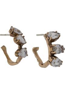 Voodoo Jewels Par De Brincos Branch - Branco