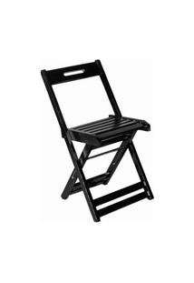 Cadeira Dobrável Madeira Avulsa Tabaco - Btb Móveis