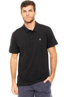 Camisa Polo Timberland Tbl Ss Millers Preta