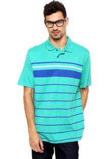 Camisa Polo Malwee Listrada Verde