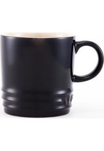Caneca De Espresso Black Onix - Le Creuset
