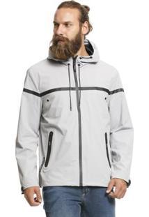 Jaqueta Vlcs Proteção Térmica Masculina - Masculino-Branco
