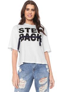 Camiseta Lez A Lez Step Back Branca
