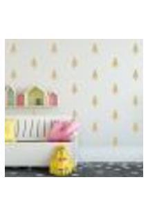 Adesivo Decorativo De Parede - Kit Com 40 Pinheiros - 014Kaa05