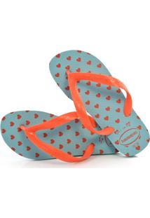Chinelo Havaianas Color Fun