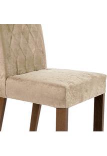 Kit 2 Cadeiras 4254 Rustic/Imperial Madesa