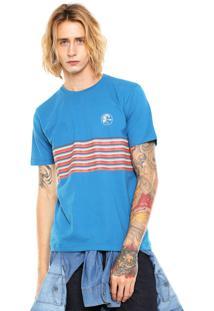 Camiseta O'Neill Étnica Azul