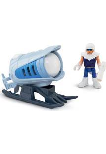 Imaginext Batman Captain Cold Mattel