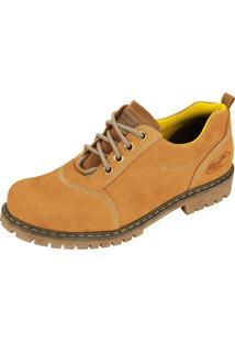 Sapato Beeton Walker403N Caramelo