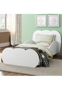 Mini-Cama Nuvem 2667.156 Branco - Multimóveis