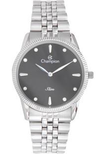 Relógio Champion Cs28478T Prata