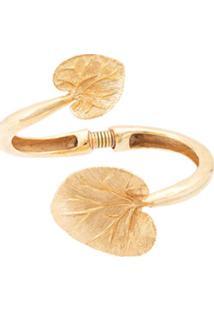Oscar De La Renta Bracelete - Dourado