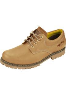 Sapato Beeton Walker401T Caramelo