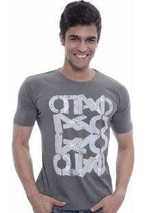 Camiseta Oitavo Ato Bandaid Masculina - Masculino
