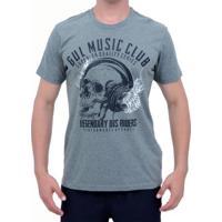 3ccb75e53 Camiseta Plus Size Gul Music Masculina - Masculino