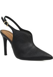 Ankle Boot Loucos E Santos Chanel Feminino - Feminino-Preto