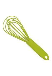 Batedor Colourwor Kitchen Craft Silicone Verde 4Cm