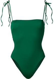 Sian Swimwear Maiô 'Naomi' - Verde