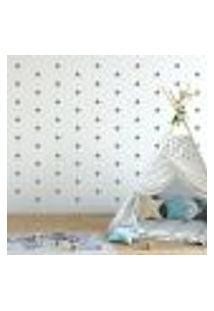 Adesivo Decorativo De Parede - Kit Com 140 Estrelas - 005Kab12