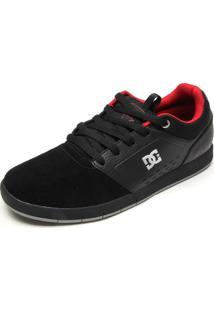 Tênis Dc Shoes Cole Signature Preto