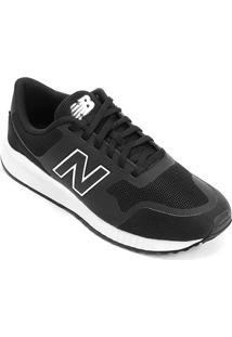 Tênis New Balance 005 Masculino - Masculino-Preto+Branco