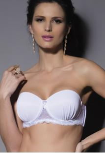 LucitexBustiê Fecho Lateral Sposa