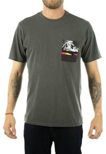 Camiseta Billabong Black Paradise - Masculino