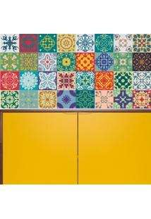 Adesivo Azulejos Modernos 16 (20X20Cm)