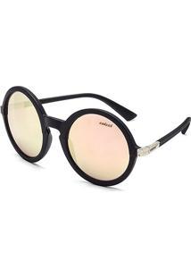 Óculos De Sol Colcci Janis Feminino - Feminino-Preto