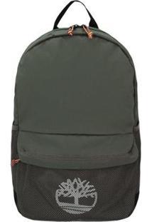Mochila Timberland Classic Backpack - Unissex-Musgo+Preto