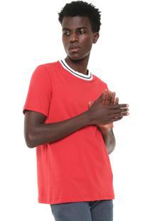 Camiseta Hering Básica Vermelha