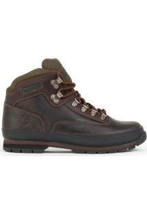 Bota Euro Hiker Leather