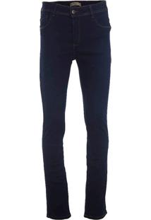 Calça Jeans Reta Masculina Max Denim
