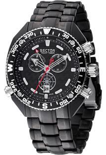 9b44644e351 ... Relógio Sector Ws30232P Cromonegro