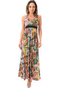4043148abd91 Ir para a loja; -11% Vestido Estampado Maria Amora