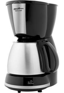 Cafeteira Britânia Inox 15 127V