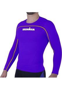 Camisa Dx3 Masculina Edição Especial Ironman Brasil - Masculino