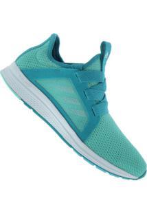 ... Tênis Adidas Edge Lux - Feminino - Azul Claro efef8677733cc