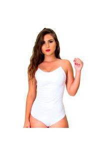 Body Rioutlet Alcinha Branco