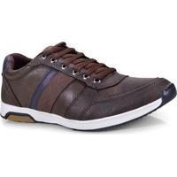 3267d5773cd Sapato Social Relógio Asa Shoes 1751 Café. R  299